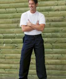 Pantalone da Lavoro 65/35% Pol/Cot 260 gr/m2