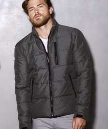 Active Urban Padded Jacket 100% Poly