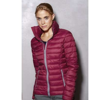 Active Donna Padded Jacket 100% Nylon