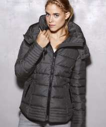 Active Donna Urban Padded Jacket 100% Poly