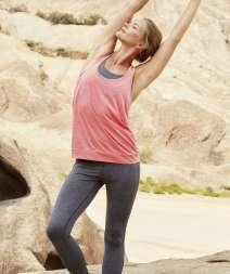 Active Donna Pants 90/10% Pol/Ela 250 gr/m2
