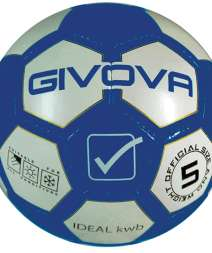Pallone Ideal KWB blu bianco