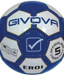 Pallone EROI blu bianco