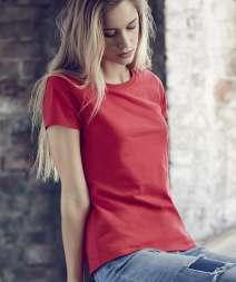 Fashion Donna Tear Away MagliaG/C-M/C 100% Cot 150