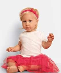 Baby Rib Maglia M/C 100% Cotone 195 gr/m2