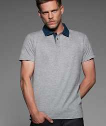 Forward Men Polo Piquè M/C 100% Cotone 180 gr/m2