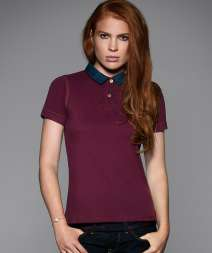 Forward Women Polo Piquè M/C 100% Cotone 180 gr/m2
