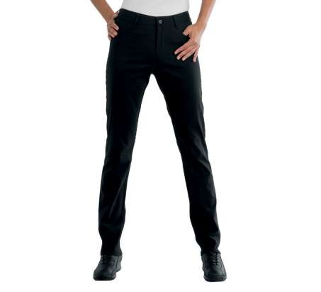 Pantalone Donna Margarita - Isacco - Nero