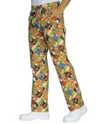Pantalone Con Elastico - Isacco - Fruit