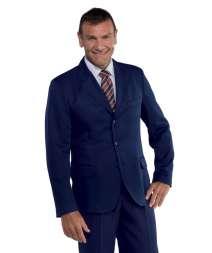 Giacca Uomo 3 Bottoni - Isacco - Blu