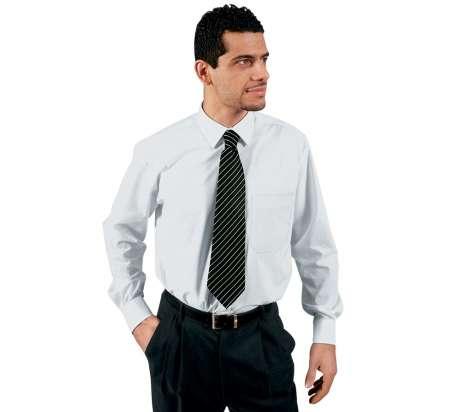 Camicia Uomo - Isacco - Bianco