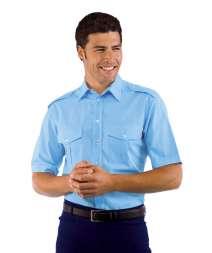 Camicia Pilota - Isacco - Azzurro