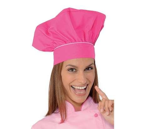 Cappello Cuoco - Isacco - Fuxia+Rosa