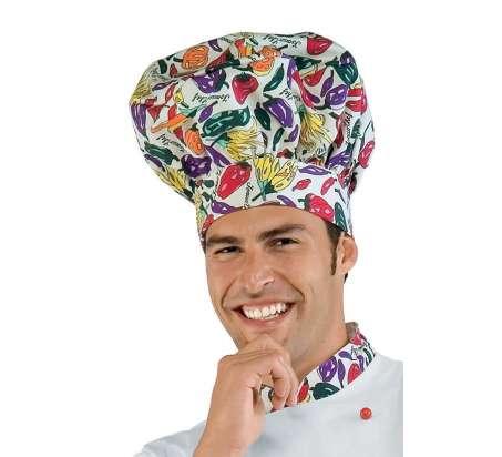 Cappello Cuoco - Isacco - Pepper