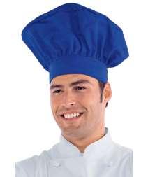 Cappello Cuoco - Isacco - Blu Cina