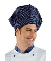 Cappello Cuoco - Isacco - Vienna Blu