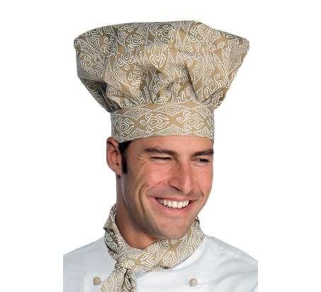 Cappello Cuoco - Isacco - Maori 95