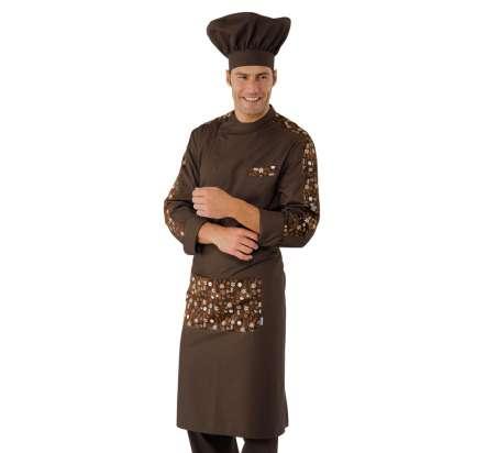 Cappello Cuoco - Isacco - Cacao