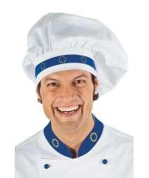 Cappello Cuoco - Isacco - Euro