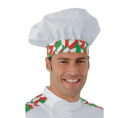Cappello Cuoco - Isacco - Italia