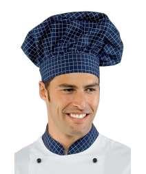 Cappello Cuoco - Isacco - Glasgow