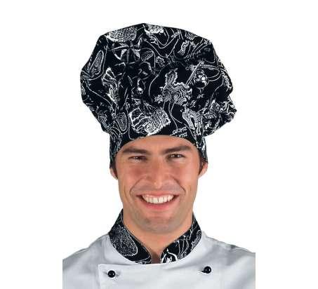 Cappello Cuoco - Isacco - Tortuga