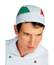 Bandana - Isacco - Bianco+Italy