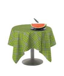 Tovagliato Tartan - Isacco - Verde Mela, Crema, Nero+Rosso, Lilla, Bianco+Rosso, Albicocca, Biscotto, Rosa, Grigio, Azzurro