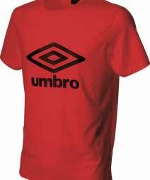 ONE-T01S Tshirt 150 grammi Rosso