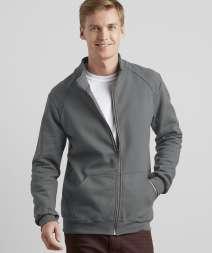 Premium Felpa Jacket Zip Lunga 75/25 Cot/Pol 309gr