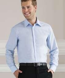 Camicia Oxford M/L 70/30% Cot/Pol 135 gr/m2