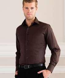 Camicia Elasticizzata M/L 97/3% Cot/Ela 140 gr/m2