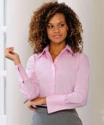 Camicia Lava Indossa Donna M/L 100% Cot. 120 gr/m2