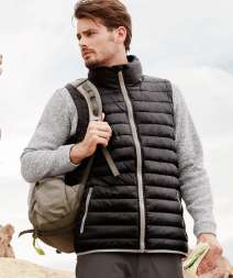 Active Padded Bodywarmer 100% Nylon