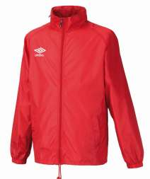 BAT Antipioggia Umbro Red