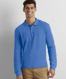 Premium Cotton Polo Piquè M/L 100% Cot. 220 gr/m2